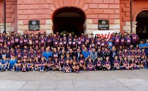 El Eibar Rugby, en plena fase de crecimiento