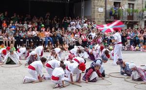 Haur Dantzari Eguna recibirá el próximo domingo a grupos de seis localidades