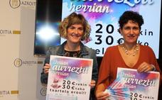 Ayuntamiento y Herrixen sacan bonos de 20 euros canjeables por 30 euros