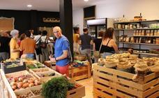 Labore Txingudi propone un modelo alternativo para comprar alimentos