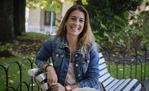 Izaro Elorza: «El centro de acogida está siendo positivo, nos ayuda a tener una mente más abierta»
