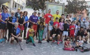 Buena participación en el XII Día de los Senderos
