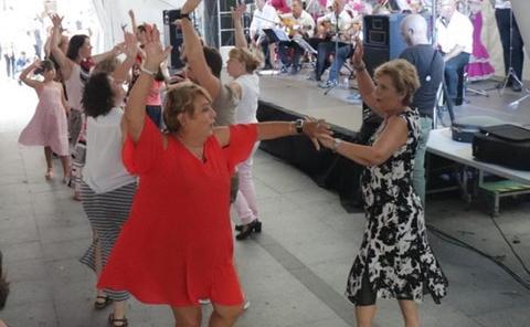 Bailes, palmas y mucho arte