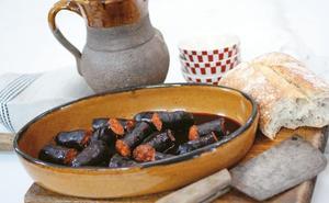 Receta de chorizos al vino tinto de Martín Berasategui
