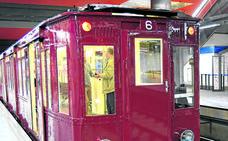 El metro de Madrid: Cien años bajo tierra