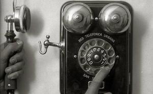 Aquello sí que eran teléfonos