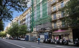 Seis nuevos proyectos de hoteles en San Sebastián