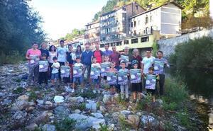 El sábado 'darán vida' al río Deba con una limpieza en auzolan