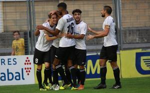 El Real Unión coge aire tras sumar su segunda victoria consecutiva