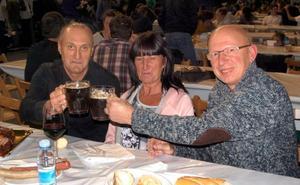 La Garagardo Festa, propuesta para el fin de semana en Ederrena