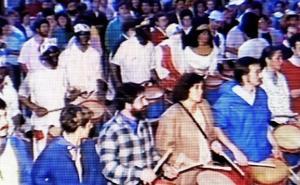 Aquella tamborrada matutina de 1987