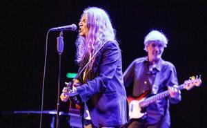 Patti Smith actuará en el Azkena Rock de Vitoria el próximo año