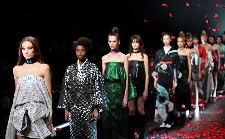 Semana de la Moda en Tokio
