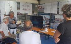 El Festival Marítimo de Pasaia se presentó en el Salón Náutico de Barcelona