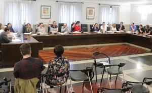 El Pleno aprobó mociones alternativas sobre movilidad y cambio climático