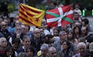 Egibar asegura que las protestas violentas «no ayudan a la estrategia política que ha seguido Cataluña estos años»