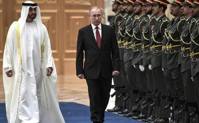 Putin invita a Erdogan a Rusia en medio de la ofensiva turca