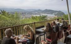 La ocupación media del albergue de Ondarreta cae un 7% y la del de Ulia sube un 6%