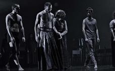 Kukai Dantza y Sharon Fridman presentan 'Erritu' en Bastero de Andoain
