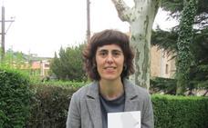 Antxiñe Mendizabal mantendrá un encuentro con sus lectores en Aresti