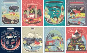 Dibujos que quieren salvar el planeta