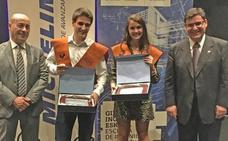 Michelin reconoce a los mejores estudiantes de Ingeniería