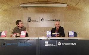 Aragon eta Bergerrekin 32. alera irisi da Munduko Poesia Kaieren bilduma