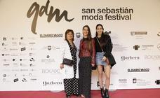 Photocall desfile de diseñadores y comercios multimarca en San Telmo