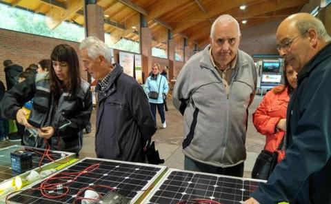«Instalar energías renovables en nuestras viviendas es posible»