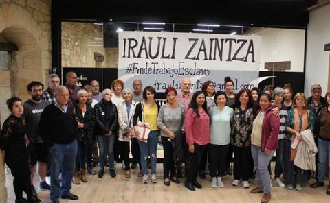 Nace Irauli Zaintza con el fin de ayudar a las cuidadoras inmigrantes