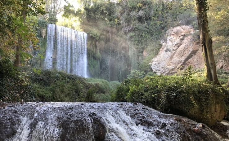 Monasterio de Piedra: el oásis del río Piedra