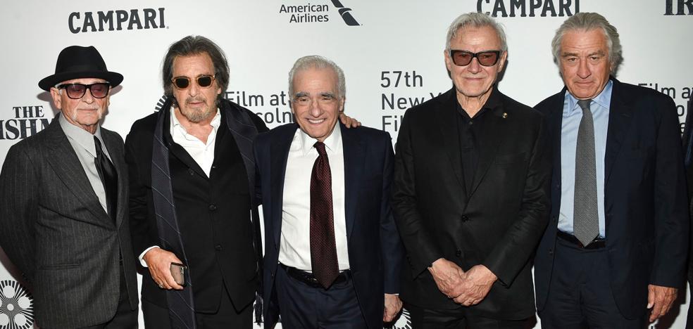 La mafia de Scorsese no llegará a los cines vascos