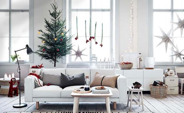 Resultat d'imatges de decoración de navidad
