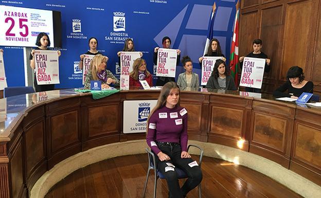 Un 25 de noviembre por las mujeres - Diario Vasco