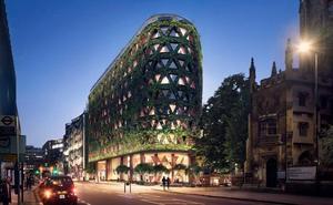Londres creará un gran muro verde para eliminar la contaminación en la ciudad