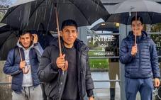 Nairo recupera en el Arkea el feeling «perdido» en Movistar