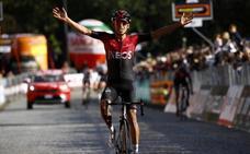 Por qué Egan Bernal apuesta por el Giro