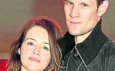 Claire Foy y Matt Smith, pareja en 'The Crown' y en la vida real