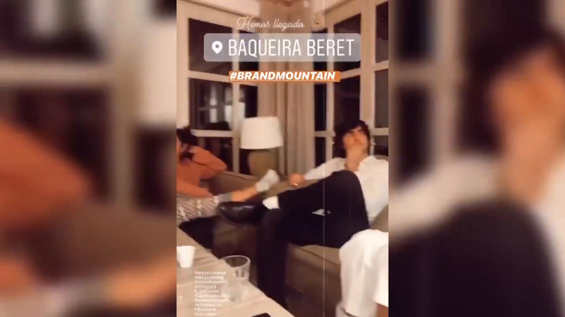 Dulceida se va de vacaciones a Baqueira junto con otras influencers
