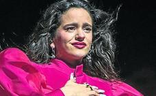 Rosalía se corona en Barcelona