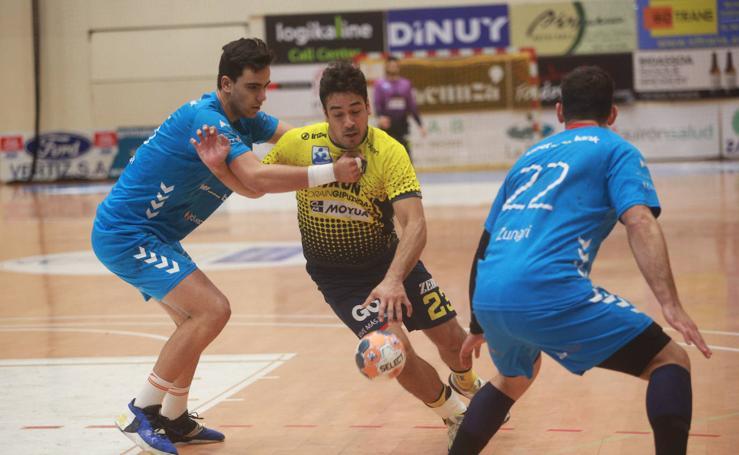 El Bidasoa-Irun logra la victoria y el pasaporte a la Copa Asobal