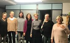 La acción solidaria 'Modelos por un día' llama a la puerta de AECC Gipuzkoa donde sus pacientes serán los protagonistas estas Navidades