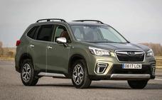Subaru Forester Eco Hybrid, gasolina y electricidad se complementan