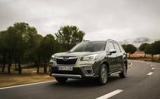 Subaru Forester Eco Hybrid, el vehículo más seguro de su categoría en 2019
