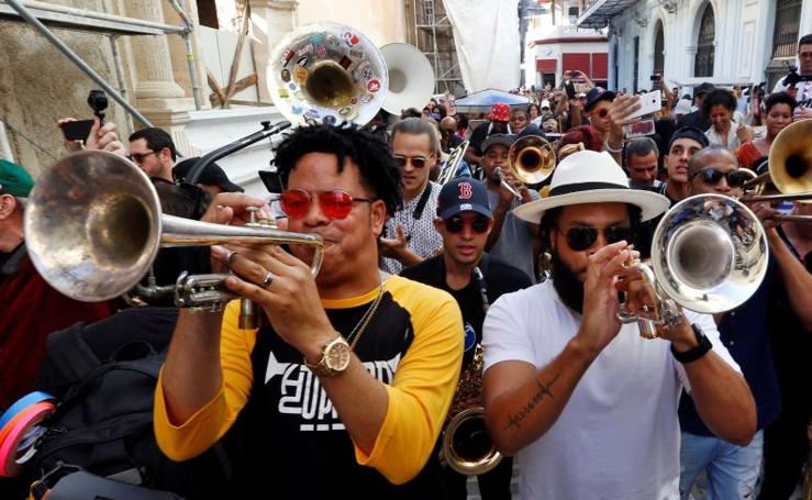 El jazz inunda La Habana