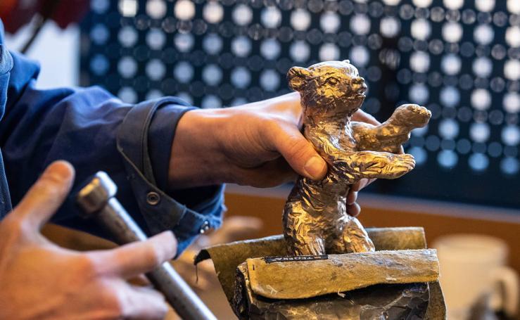 Así se fabrican los osos de la Berlinale