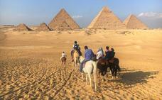 Egipto, un lugar subterráneo