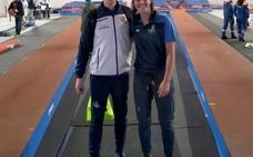Malen Ruiz de Azua se impone en Burdeos con un mejor salto de 4,33 metros