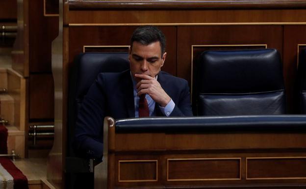 Sánchez pedirá otra prórroga del estado de alarma pero tiene los apoyos en el aire