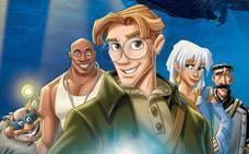 Disney recuperará con actores 'Atlantis: El imperio perdido' por sus 20 años